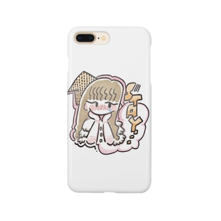 STAY HOME GIRL Smartphone cases