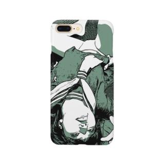女学生褌狂い Smartphone cases