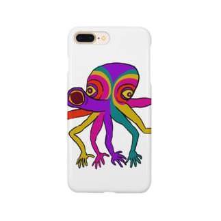 多クトパス Smartphone cases