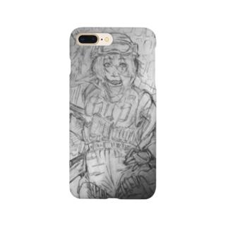 傭兵さん、A Smartphone cases