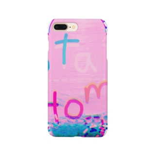 Stayhomeな気分でやべっ!(笑) Smartphone cases