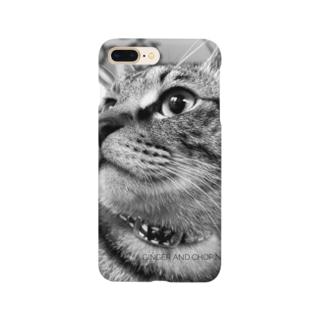 CHOPIN フワフワ Smartphone cases