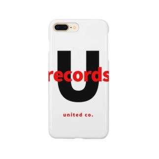 ユナイテッドレコード Smartphone cases