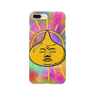 スラ仏 Smartphone cases