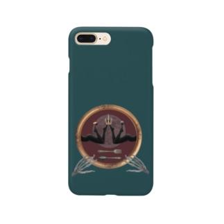 満月のお茶会 Smartphone cases