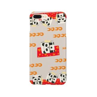 トキドキノハンブンロールト★ Smartphone cases