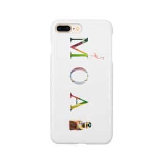 Moai Smartphone cases