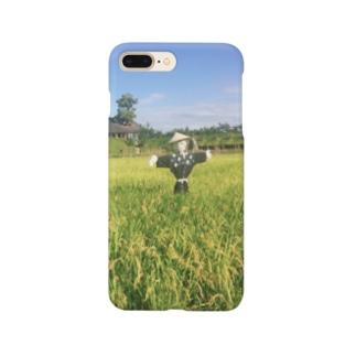 田舎いかがですか Smartphone cases