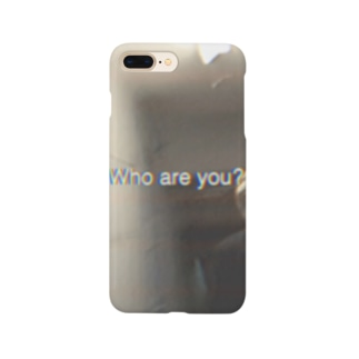 Who are you? Smartphone cases