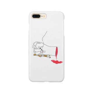 タバコ。 Smartphone cases