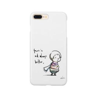 多けりゃいいってもんじゃない。 Smartphone cases