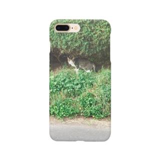 ノラネコちゃん Smartphone cases