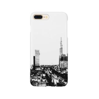 DBP通りのランドマーク81 Smartphone cases