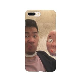 ひょっとこ間違い探し Smartphone cases