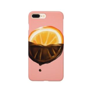 オランジェット Smartphone cases