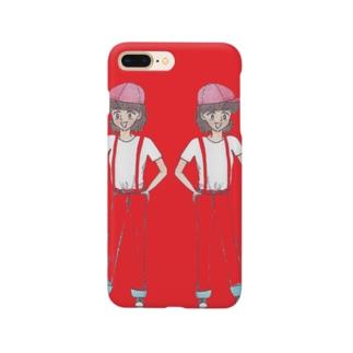 双子姉妹 Smartphone cases