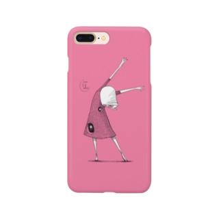 苔ttish!! feat.|neoFactoryののびをしよう Smartphone cases