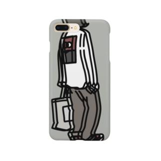 花札ガール Smartphone cases