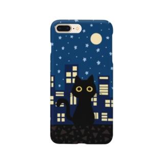 【数量限定】闇を纏いし者 Smartphone cases