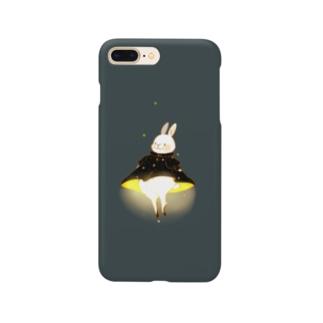 満月ワンピース Smartphone cases