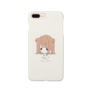 めんだこちゃん Smartphone cases