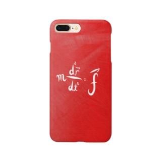 運動方程式 Smartphone cases