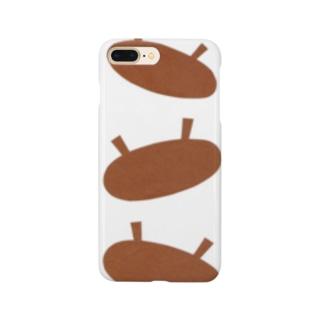 ちゃぶ台返し Smartphone cases