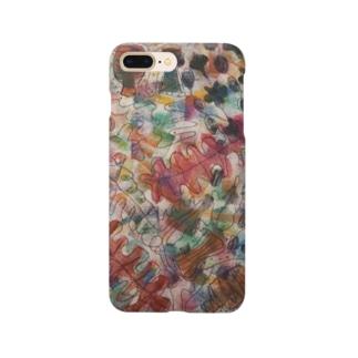 文様  Smartphone cases