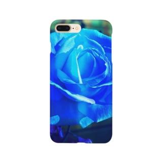 幸運の青いバラ🌹💙 Smartphone Case
