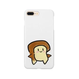 しょくぱんさん Smartphone cases