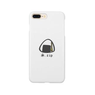 米.zip Smartphone cases