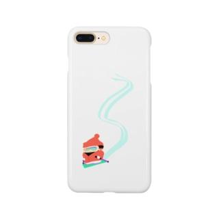 スキーーーー! Smartphone cases