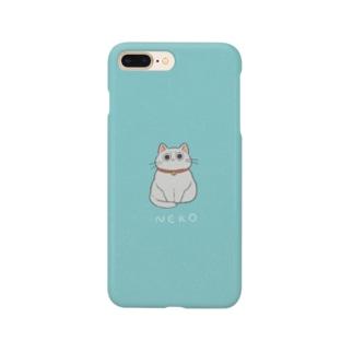 にゃんこケース Smartphone cases