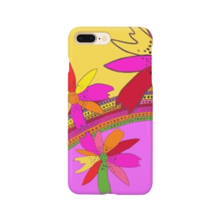 アボリジニアート Smartphone cases