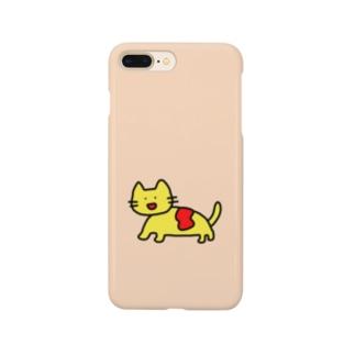 ねこオムライス Smartphone cases