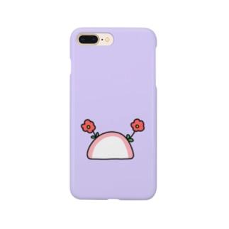かまぼこガーデニング Smartphone cases