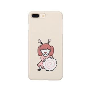なるとガール Smartphone cases