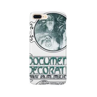ミュシャ(Alfons Maria Mucha) / Cover of Documents Decoratifs Smartphone cases