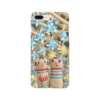 こけしデート Smartphone Case