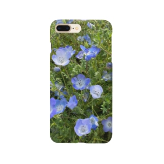 Blue✕Green Smartphone cases