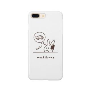 もしもしかめさん[moshikame] Smartphone cases