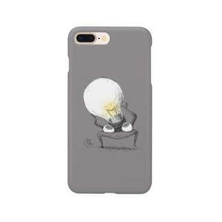 苔ttish!! feat.|neoFactoryの電飾虫 Smartphone cases