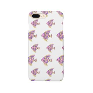 アボリジニフィッシュ Smartphone cases