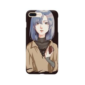 スマホケース「夜光美」 Smartphone cases
