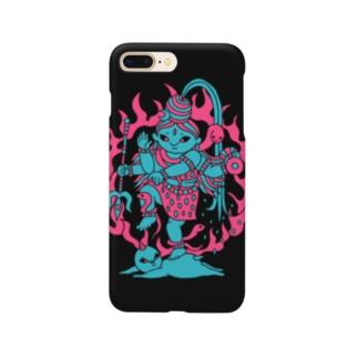 開運!?インドの神様「シヴァ」スマホケース Smartphone cases
