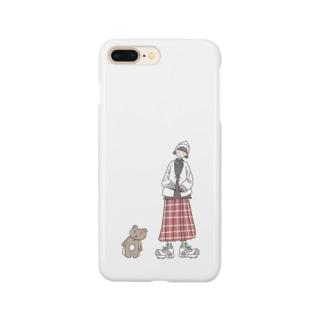 ぐにーん Smartphone cases