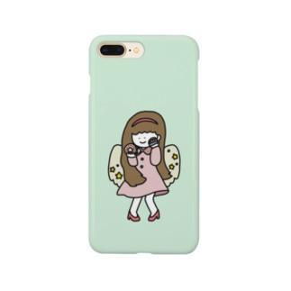 おとめ座ガール Smartphone cases