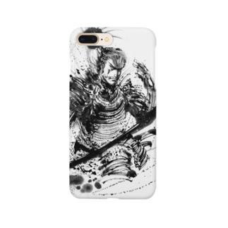 水墨~織田信長~ Smartphone cases