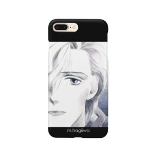 スマホケース スコット 黒 Smartphone cases