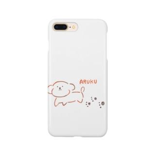 歩くチャコ🐾 Smartphone cases